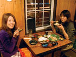Niseko restaurants article Abucha customers
