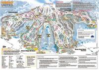 2009 Niseko United Trail Map