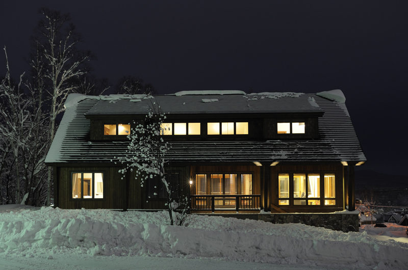 Annabel Outdoor View with Snow | Izumikyo 2