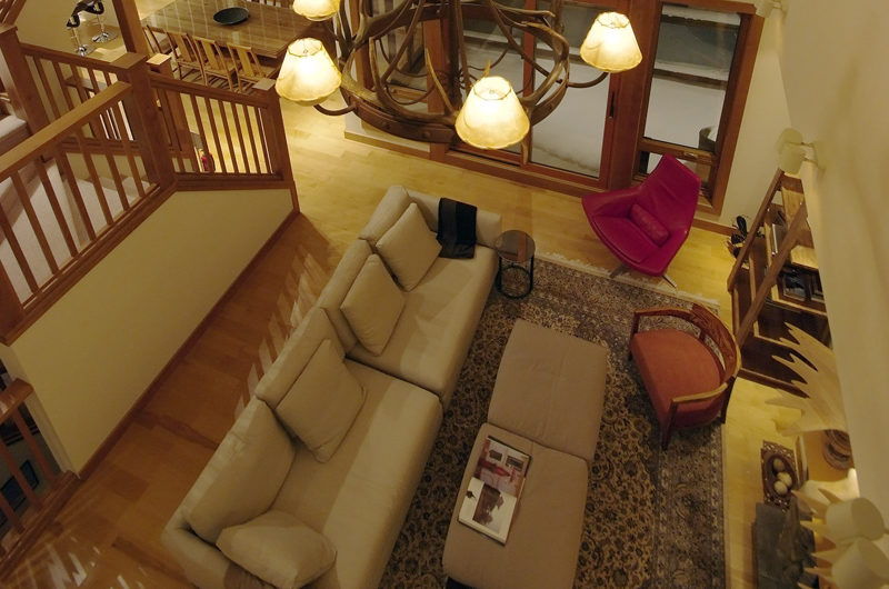 Annabel Living Area Top View | Izumikyo 2