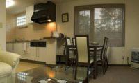 Asuka Apartments Kitchen and Dining Area | Lower Hirafu Village
