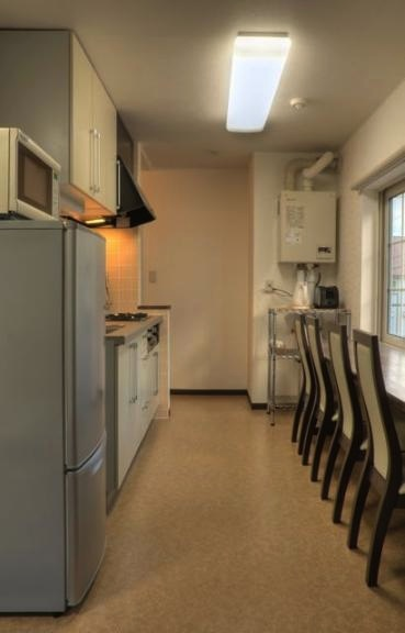 Asuka Apartments Kitchen Area | Lower Hirafu Village