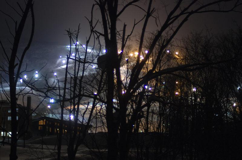 Byakko Night View | East Hirafu