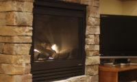 Byakko Fireplace | East Hirafu