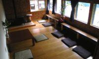 Captain Hirafu Tea Room with Outdoor View | Middle Hirafu