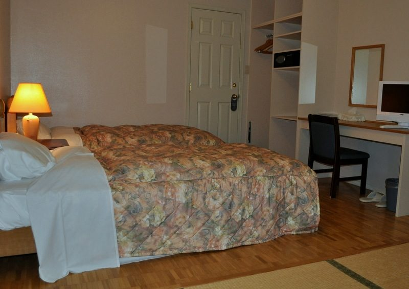 Freedom Inn Bedroom with Study Table | Hanazono