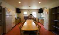 Shizenkan Lodge Kitchen and Dining Area | East Hirafu