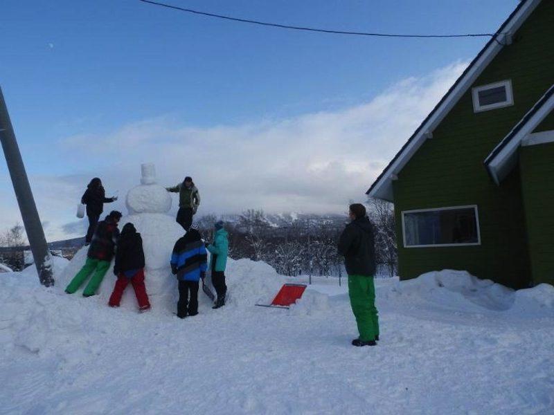 Shizenkan Lodge Play with Snow | East Hirafu