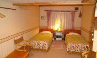 Country Inn Milky House Twin Bedroom   Annupuri