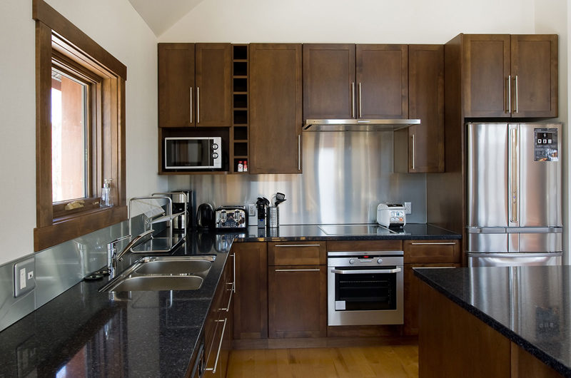 Eliona Kitchen Area | Lower Hirafu Village