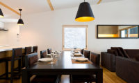 Forest Estate Dining Table   Middle Hirafu
