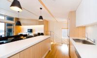 Forest Estate Kitchen Area | Middle Hirafu