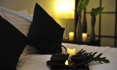 Karamatsu Cushions | Middle Hirafu