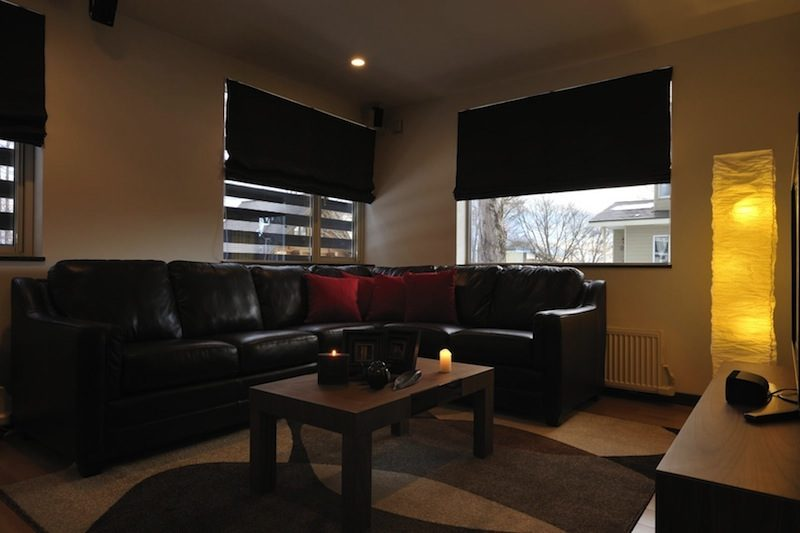 Karamatsu Lounge Area | Middle Hirafu
