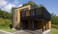Mori Houses Outdoor Area | Hirafu Village