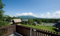 Oak Ridge Balcony View | East Hirafu
