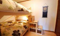 Ramat Niseko Bunk Beds with Stair Case | East Hirafu
