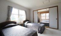Ramat Niseko Twin Bedrooms | East Hirafu