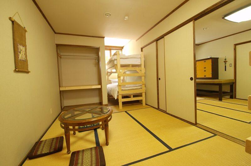 Ramat Niseko Bunk Beds with Seating Area | East Hirafu