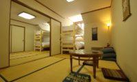 Ramat Niseko Bunk Beds with Japanese mats | East Hirafu