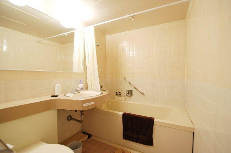 Ramat Niseko Bathroom with Bathtub | East Hirafu