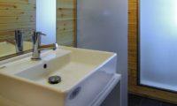 Sekka Annupuri Lodge Bathroom | Annupuri