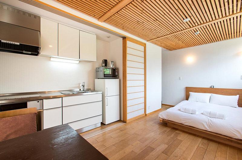 Sekka Ni Sekka Ni 1 Bedroom with Wooden Floor | Lower Hirafu