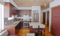 Shirayuki Lodge Kitchen and Dining Area | East Hirafu