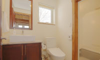 Shirayuki Lodge Bathroom | East Hirafu