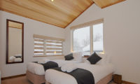 Shirayuki Lodge Twin Bedroom | East Hirafu