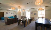 Snowgum Lodge Living and Dining Area | East Hirafu