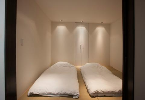 The Vale Niseko Twin Bedroom | Upper Hirafu