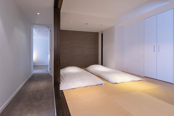 The Vale Niseko Three Bedroom Apartment Japanese Style Room | Upper Hirafu