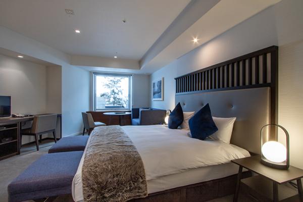 The Vale Niseko Resort Hotel Room | Upper Hirafu