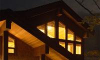 Zekkei Night View | Lower Hirafu