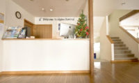 Alpine Central Reception Area | Izumikyo 2