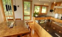 Asahi Lodge Kitchen and Dining Area | Izumikyo 3