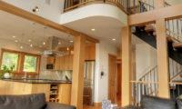 Asahi Lodge Living and Kitchen Area | Izumikyo 3