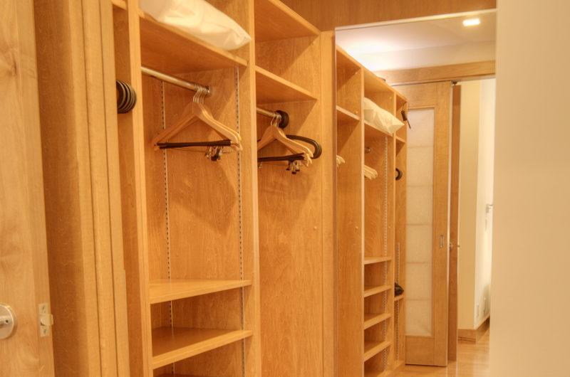 Asahi Lodge Walk-In Wardrobe | Izumikyo 3