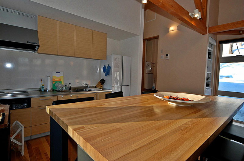 Casi 67 Kitchen Area | Lower Hirafu