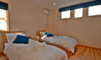 Casi 67 Twin Bedroom | Lower Hirafu