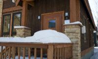 Gouka Lodge Bondi Balcony View   Lower Hirafu