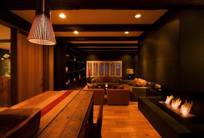 Kimamaya Boutique Hotel Living Area | Middle Hirafu Village