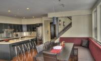 Konayuki Kitchen and Dining Area | Middle Hirafu