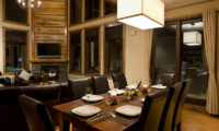 Latitude 42 Dining Area | Lower Hirafu