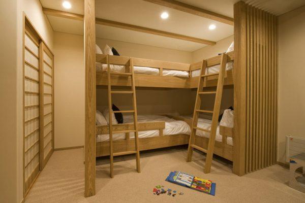 Miyabi Bunk Beds | Lower Hirafu