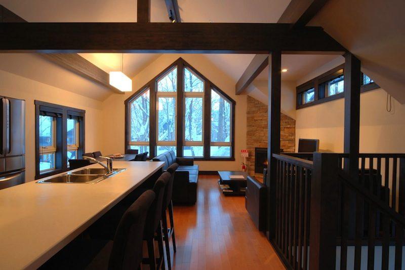 Mojos Up Stairs Kitchen | Lower Hirafu