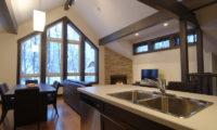 Mojos Kitchen Area | Lower Hirafu