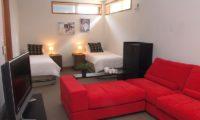 Seizan Twin Bedroom with Sofa | Middle Hirafu