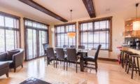 Yukimi Dining Area with Wooden Floor | Izumikyo 1
